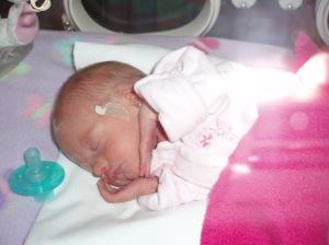 Delaney - 5 days old