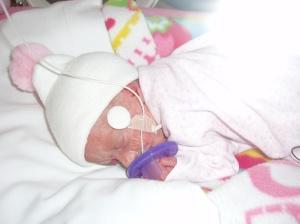 Caden - 5 days old