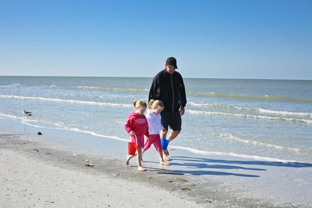 beach walk last