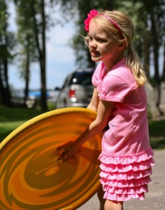 frisbee 2